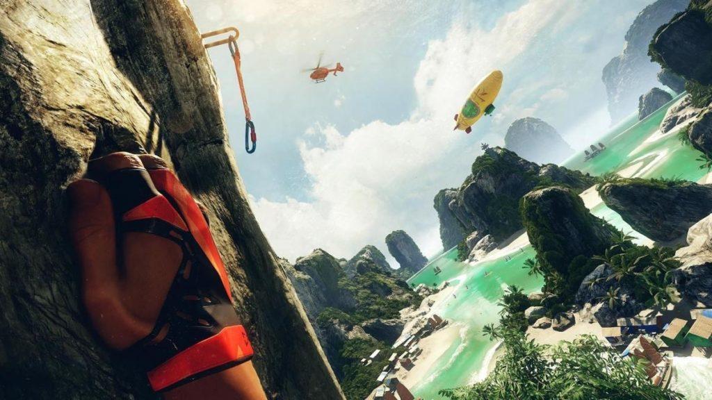 The Climb: симуляция восхождения на вершину для Oculus Rift на движке Crytek