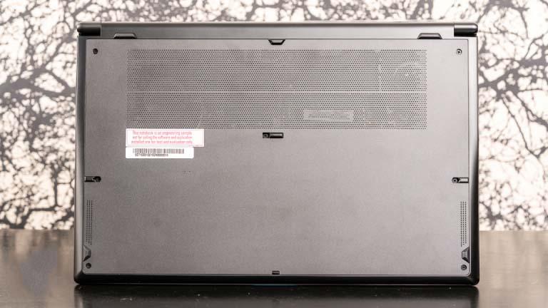 Требуемое охлаждение ноутбука напрямую зависимосит от TDP