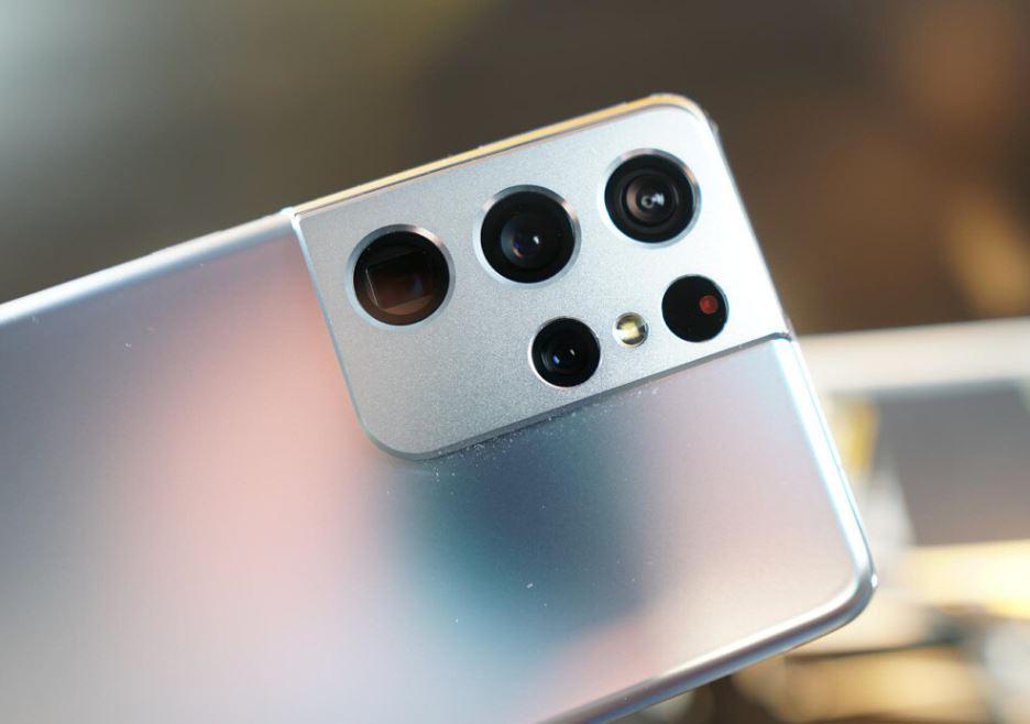 В Galaxy S21 Ultra появилась новая функция Zoom Lock для стабилизации кадра