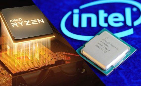 Иерархия ЦП в 2021 - Список процессоров по уровням