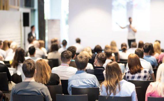 Конференции являются наиболее крупными мероприями по сравнению с Семинаром, Практикумом и Симпозиумом