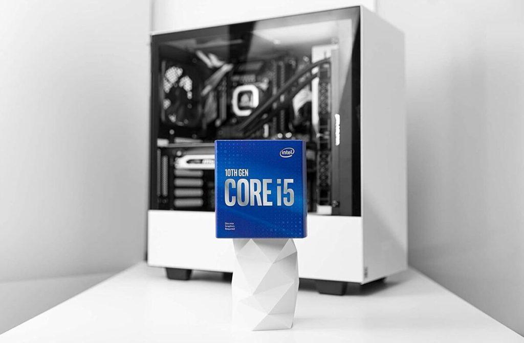 Лучшим бюджетным игровым процессором является Intel Core i5-10400F