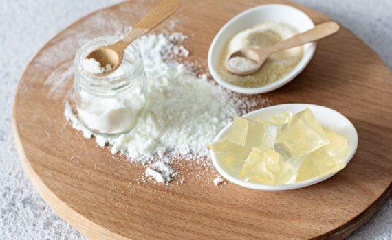 Желатин полезен для здоровья кожи, кишечника и суставов
