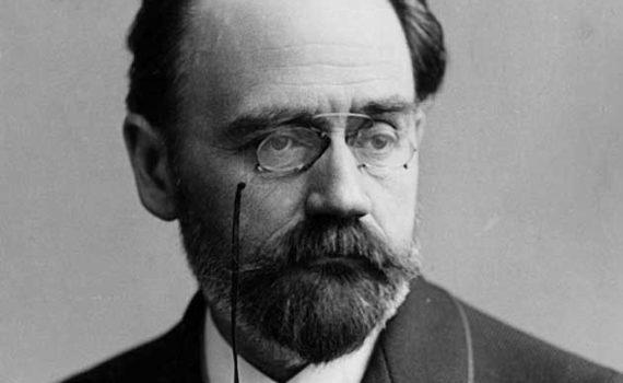 Французский социолог и философ Давид Эмиль Дюркгейм