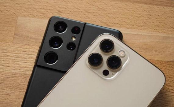 Лучшие камерофоны 2021 года