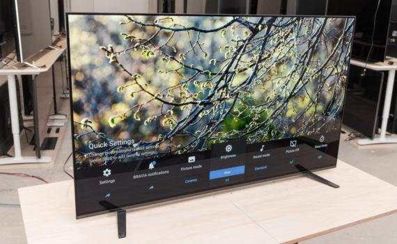 Телевизор Sony XBR65A8H