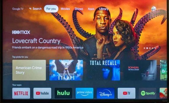 Google TV - это замена операционной системы Android TV