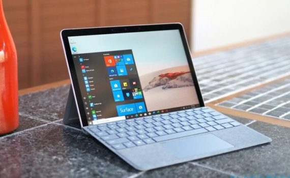 Microsoft Surface Go 2 мог бы быть более доступным, но он не экономит на основных возможностях планшета Surface
