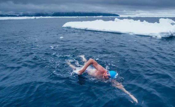 Плавание в холодной воде даёт поддержку иммунной системе и сердцу, увеличивает метаболизм, высвобождает эндорфины и улучшает настроение