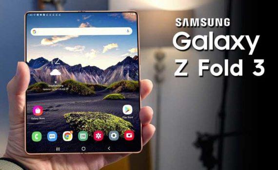 Samsung Galaxy Z Fold 3 - первый складной телефон с защитой от воды IPX8, он очень похож на модель 2020 года, но имеет новые элементы дизайна и лучшие характеристики