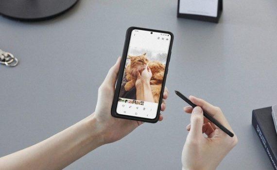 У Samsung сейчас три (а точнее, пять) стилусов