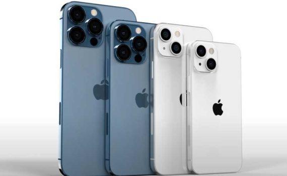 Apple iPhone 13 Pro Max, iPhone 13 Pro, iPhone 13 и iPhone 13 mini