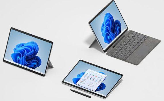 Surface Pro 8 - это флагманский планшет Microsoft с совершенно новым дизайном, дисплеем с частотой 120 Гц, Thunderbolt 4 и многим другим