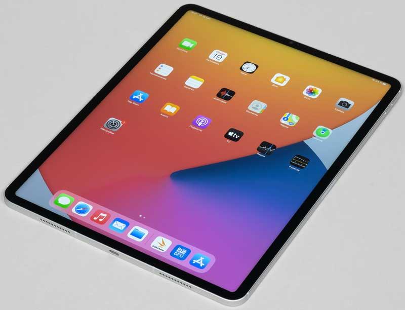 iPad Pro 12,9 дюйма (5‐го поколения) является самой большой и продвинутой моделью