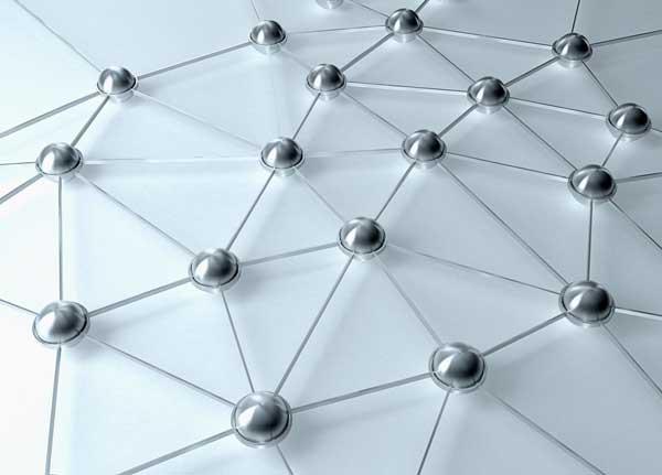 Mesh маршрутизаторы обеспечивают покрытие Wi-Fi иначе, чем традиционные маршрутизаторы. Вот так сеть будет выглядеть в физическом виде.