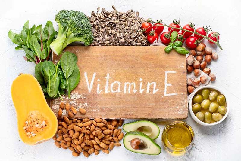 Популярным источником жирорастворимых антиоксидантов являются продукты богатые Витамином E